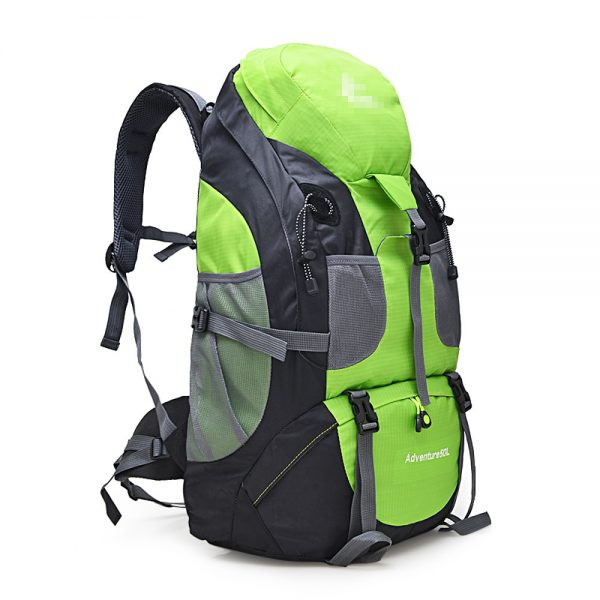50l Outdoor Backpack Camping Bag